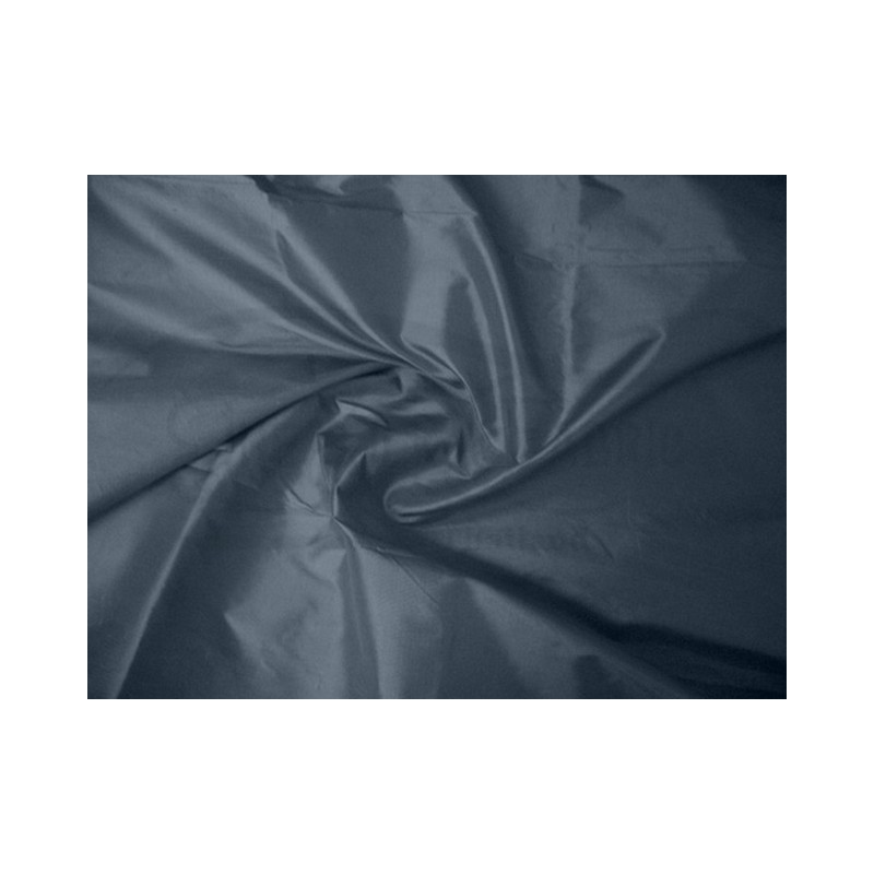 Charcoal T149 Silk Taffeta Fabric