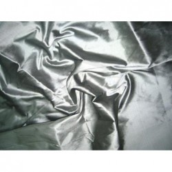 Gunsmoke T155 Silk Taffeta Fabric