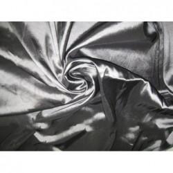 Mid Gray T156 Silk Taffeta Fabric