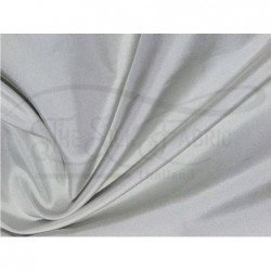 Silver T158 Silk Taffeta Fabric