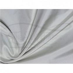 Silver T158 Silk Taffeta Fabric