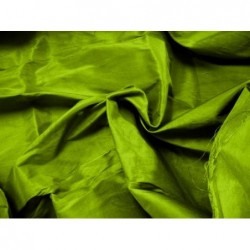 Apple green T166 Silk Taffeta Fabric