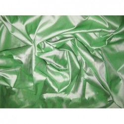 Aqua Forest T167 Silk Taffeta Fabric