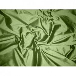 Dark olive green T176 Silk Taffeta Fabric