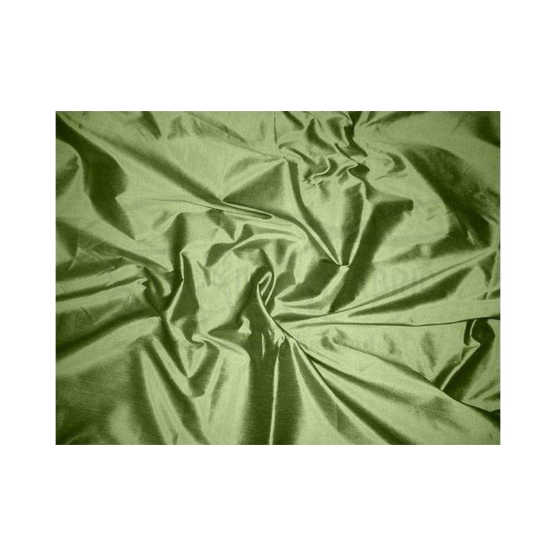 Dark olive green T176 Silk Taffeta Fabric