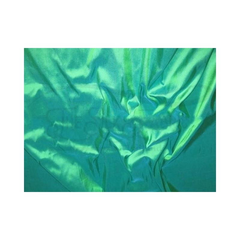 Elf Green T178 Silk Taffeta Fabric