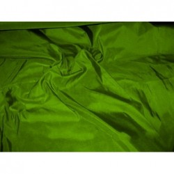 Green T184 Silk Taffeta Fabric