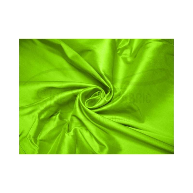 Green yellow T185 Silk Taffeta Fabric