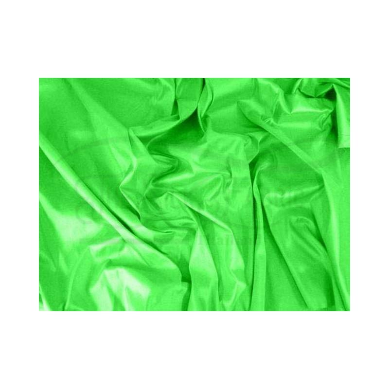 Lime green T190 Silk Taffeta Fabric