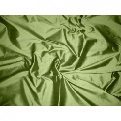 Moss green T192 Silk Taffeta Fabric