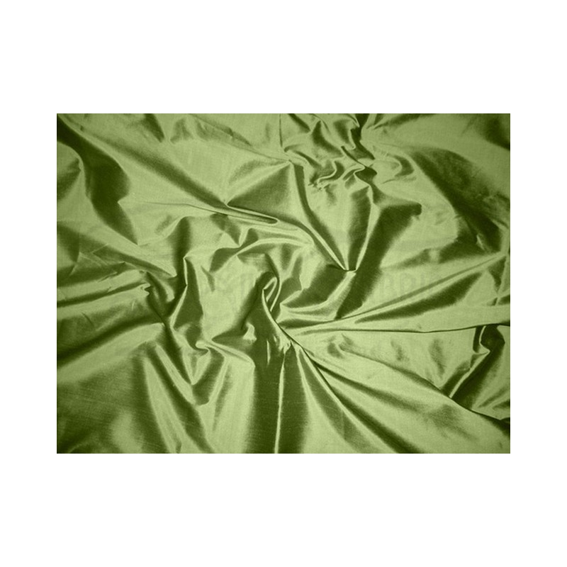 Moss green T192 Silk Taffeta Fabric