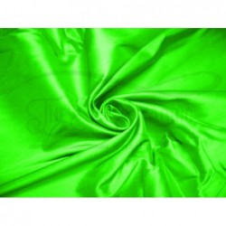 Neon green T193 Silk Taffeta Fabric