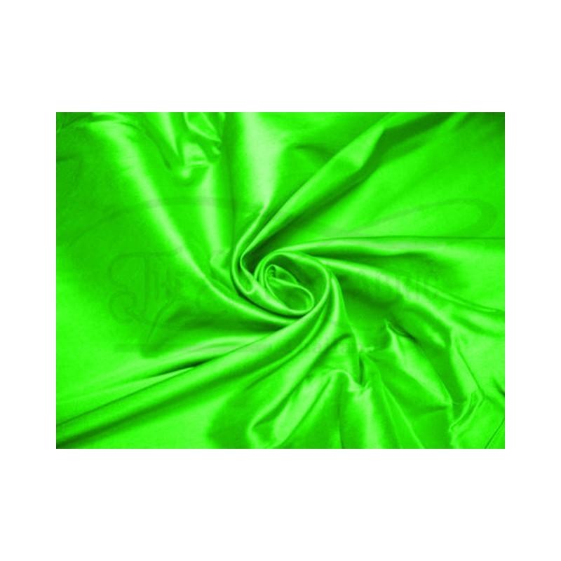 Neon green T193 Silk Taffeta Fabric