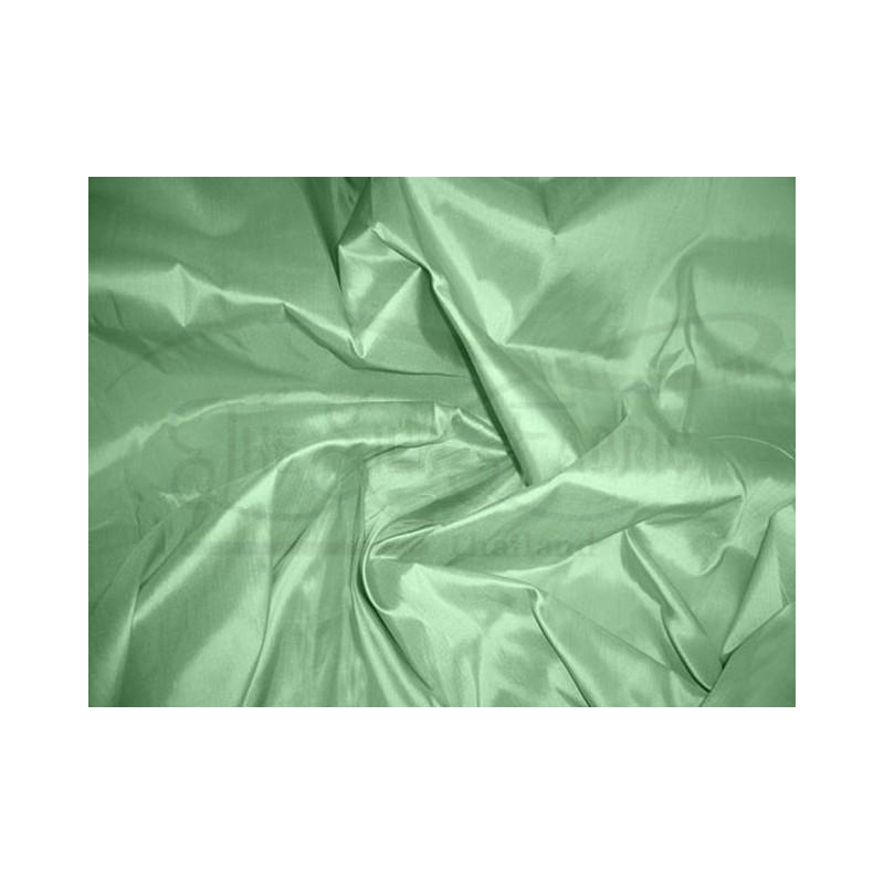 Russian green T197 Silk Taffeta Fabric