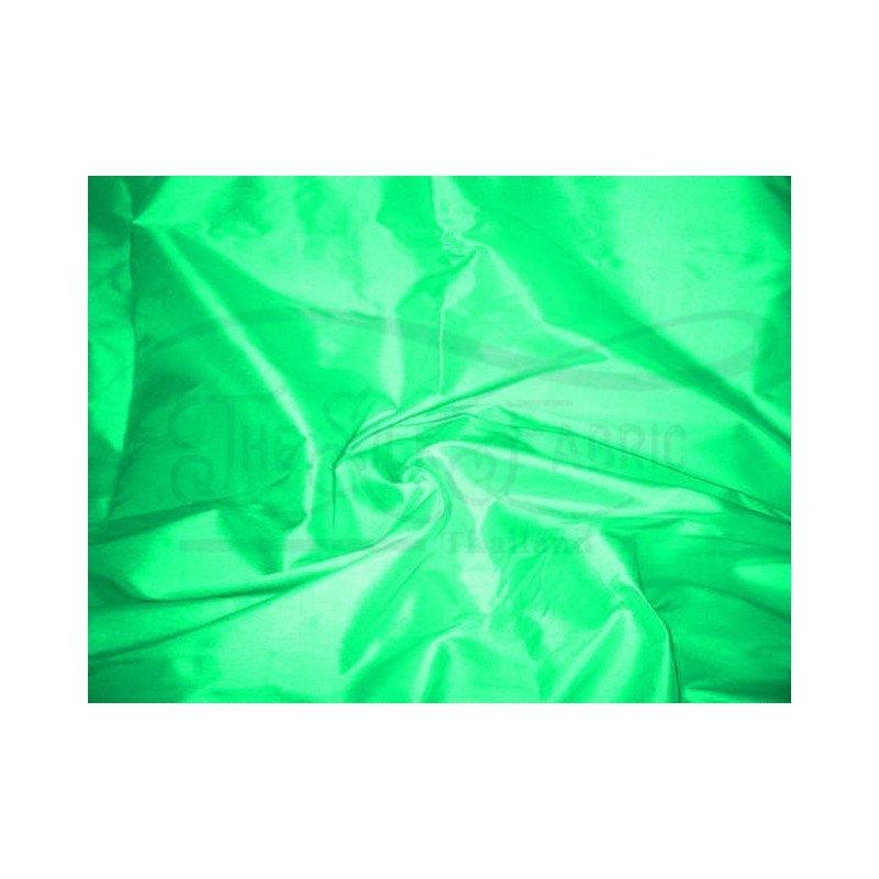 Spring green T198 Silk Taffeta Fabric