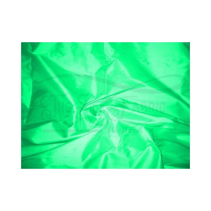 Spring green T198 Silk Taffeta Fabric