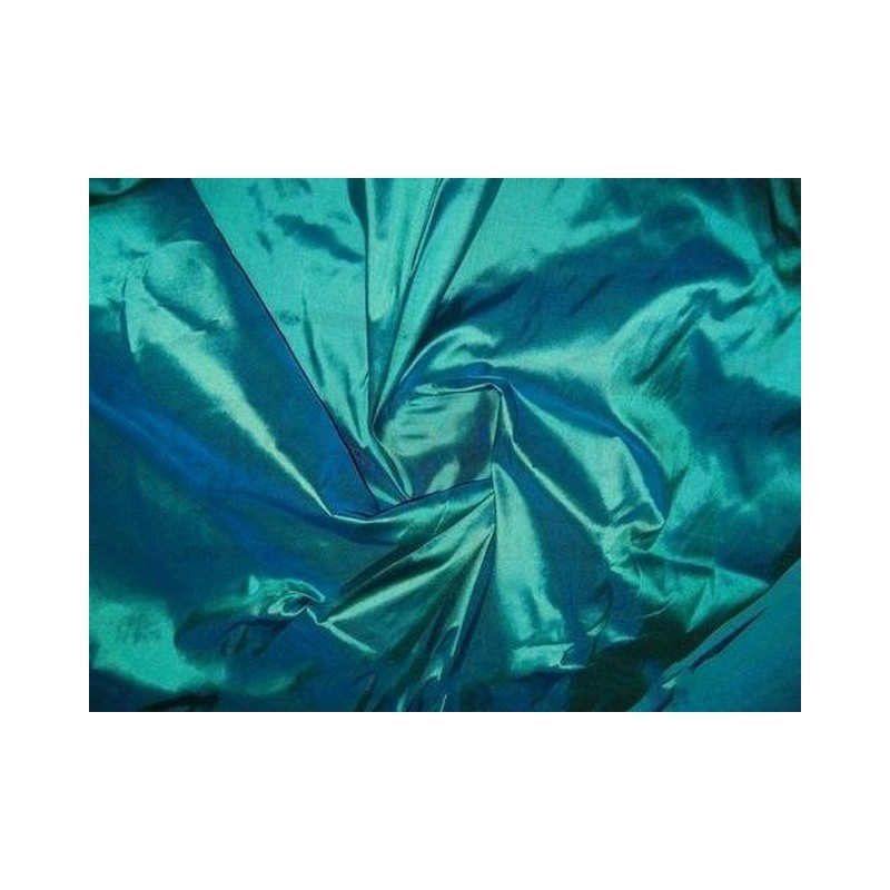 Surfie Green T199 Silk Taffeta Fabric