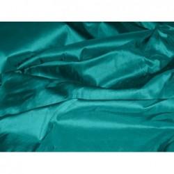 Teal T200 Silk Taffeta Fabric