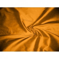 Carrot orange T248 Silk Taffeta Fabric