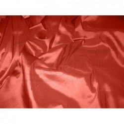Dark Salmon T250 Silk Taffeta Fabric