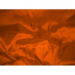 Persimmon T258 Silk Taffeta Fabric