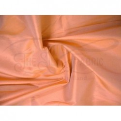 Raw Sienna T261 Silk Taffeta Fabric