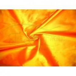 Sun Gamboge T265 Silk Taffeta Fabric