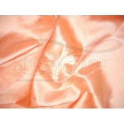 Vivid Tangerine T268 Silk Taffeta Fabric