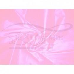 Cherry blossom pink T300 Silk Taffeta Fabric