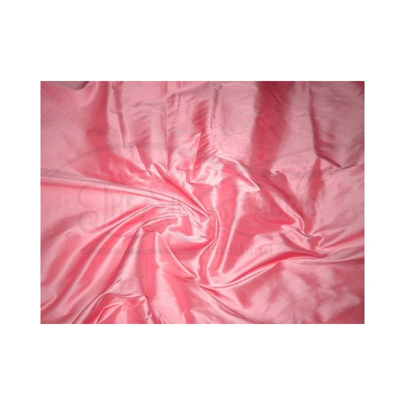 Light pink T304 Silk Taffeta Fabric