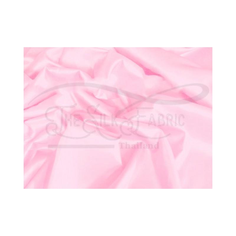 Pink T313 Silk Taffeta Fabric