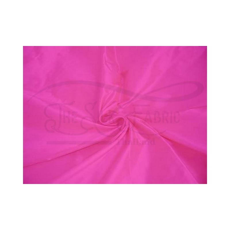Rose pink T314 Silk Taffeta Fabric