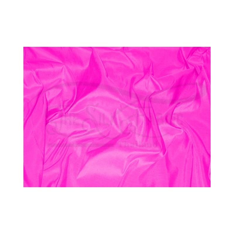 Shocking pink T316 Silk Taffeta Fabric