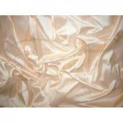 Tan T317 Silk Taffeta Fabric
