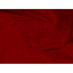 Burgundy T332 Silk Taffeta Fabric