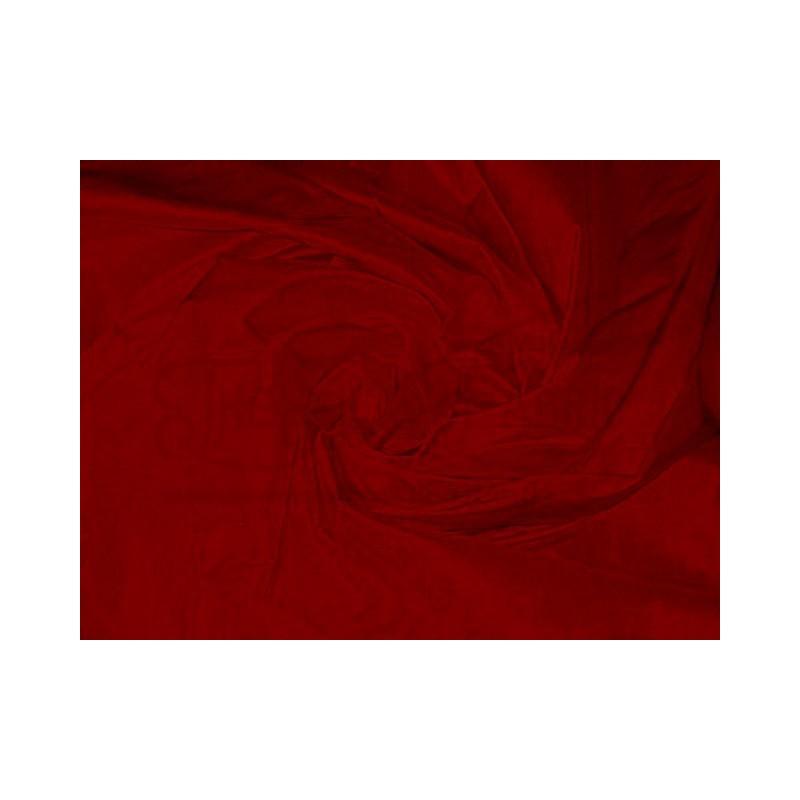 Burgundy T332 Silk Taffeta Fabric