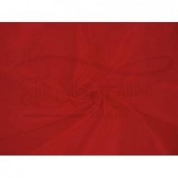 Firebrick T336 Silk Taffeta Fabric