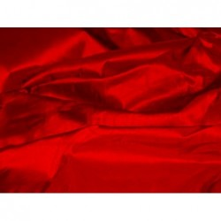 Red T341 Silk Taffeta Fabric