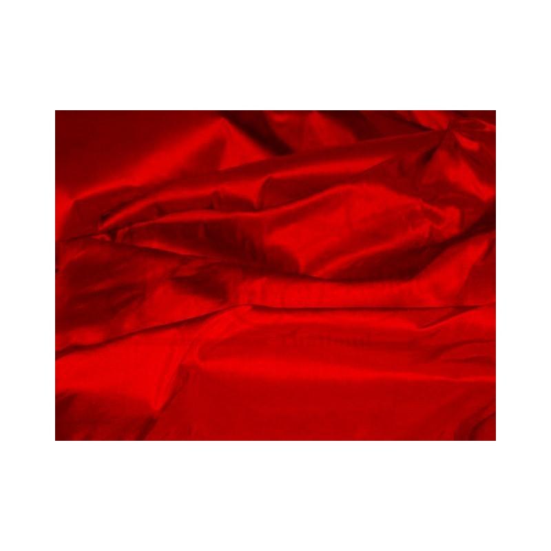 Red T341 Silk Taffeta Fabric