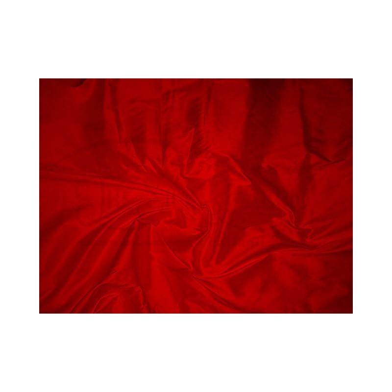 Rosso corsa T342 Silk Taffeta Fabric