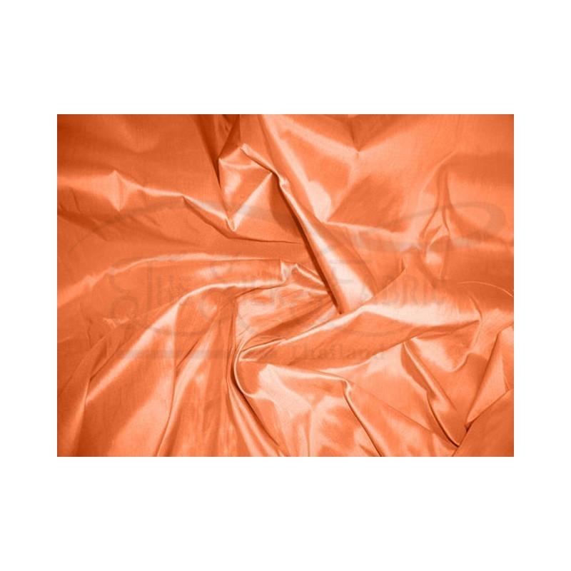 Rust T343 Silk Taffeta Fabric