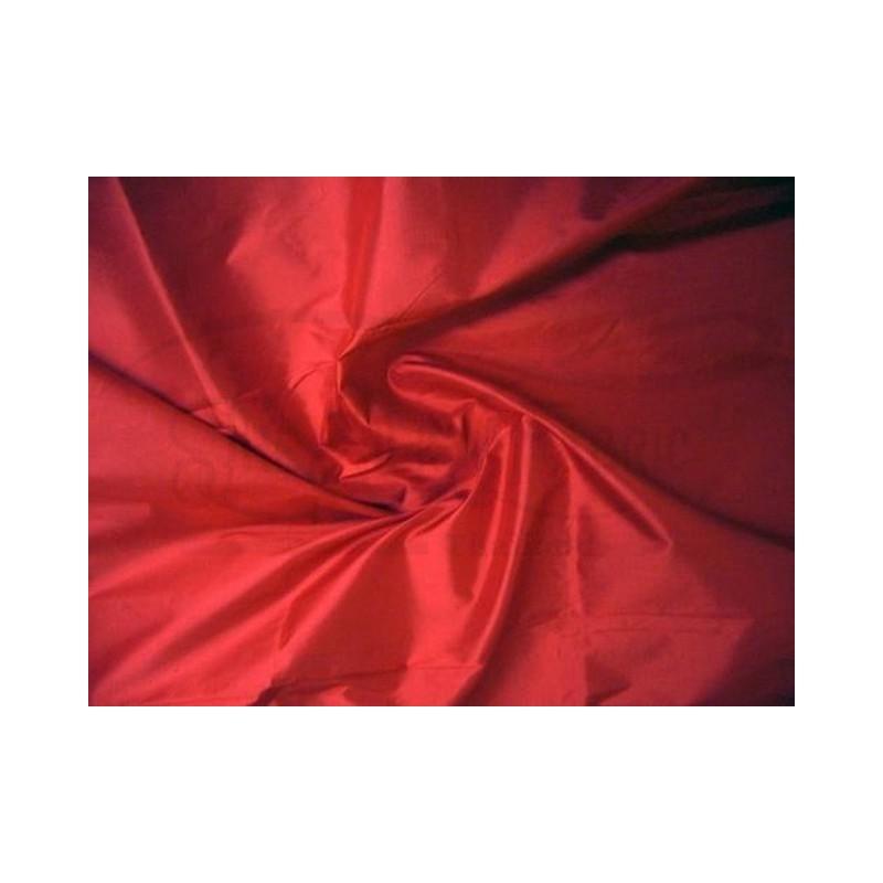 Tall Poppy T345 Silk Taffeta Fabric