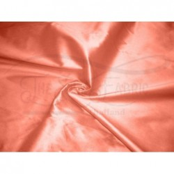 Terra cotta T346 Silk Taffeta Fabric