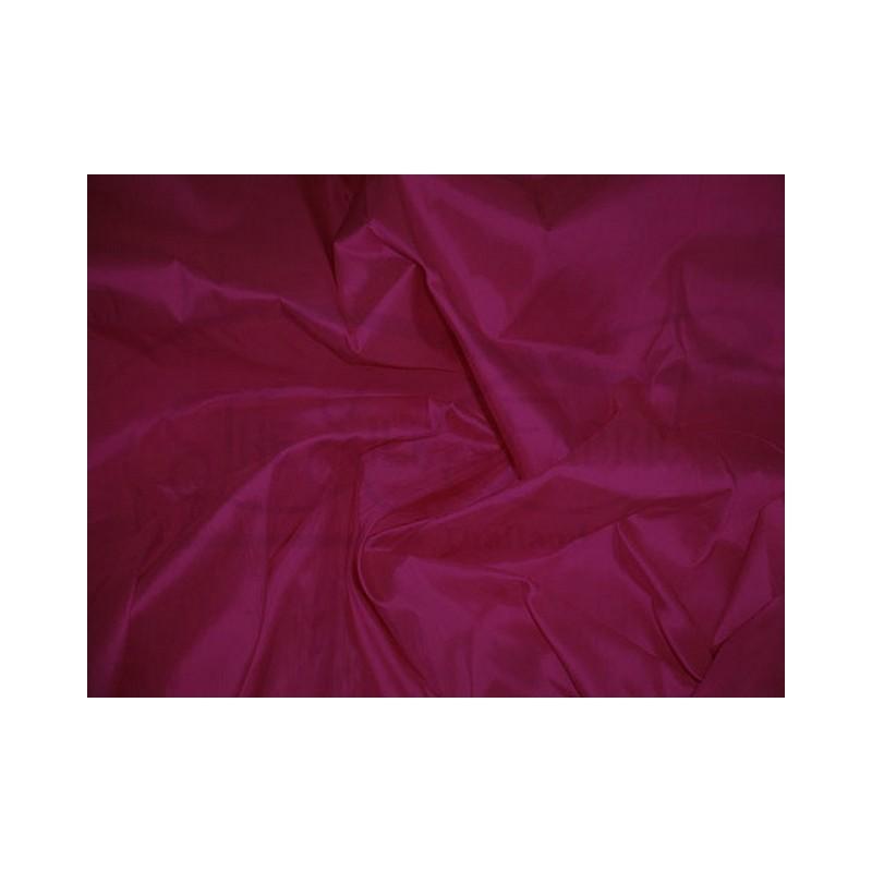 Dark raspberry T388 Silk Taffeta Fabric
