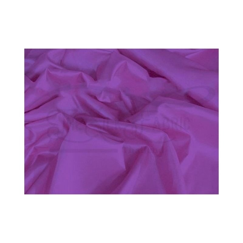 Deep Lilac T389 Silk Taffeta Fabric