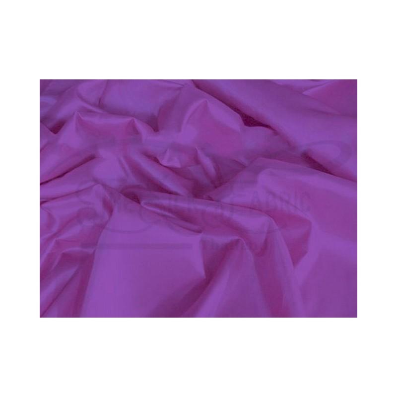 Deep Lilac T389 Silk Taffeta Fabric