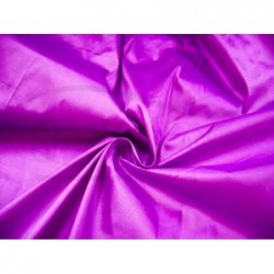 Purple T405 Silk Taffeta Fabric