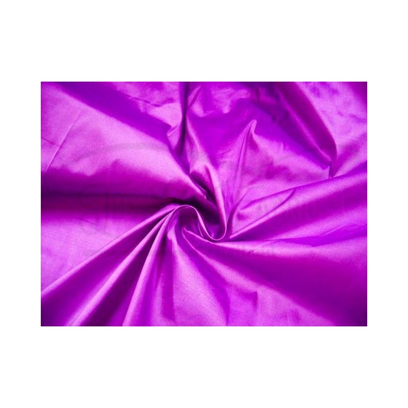 Purple T405 Silk Taffeta Fabric
