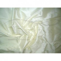Moon Mist Milk T437 Silk Taffeta Fabric