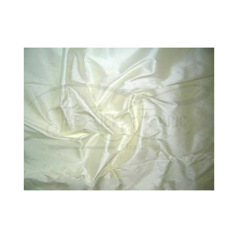 Moon Mist Milk T437 Silk Taffeta Fabric